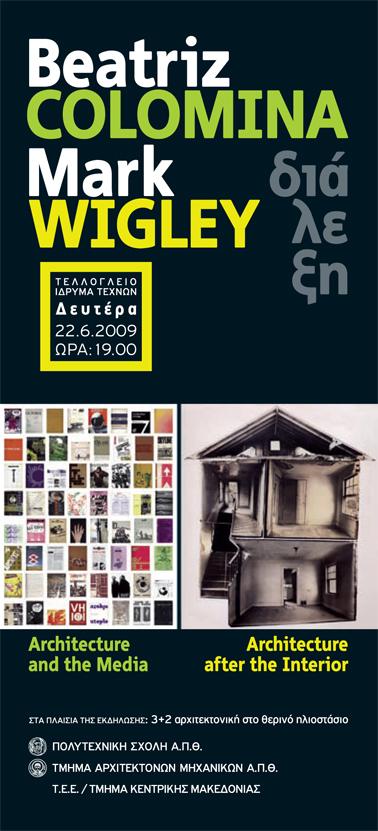 B.Colomina.Μ.Wigley.10X22